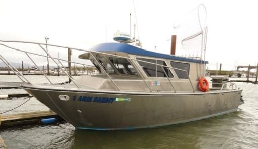32' Coldwater - F/V One Arm Bandit… fishes 4 guests