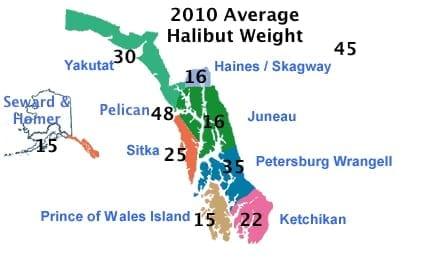 se-ak-halibut-average-weight-map