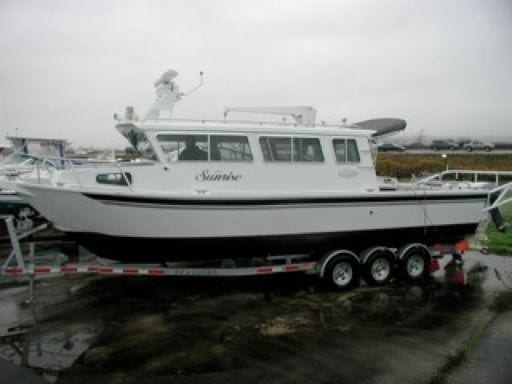 32' Almar - F/V Sunrise… fishes 4 guests