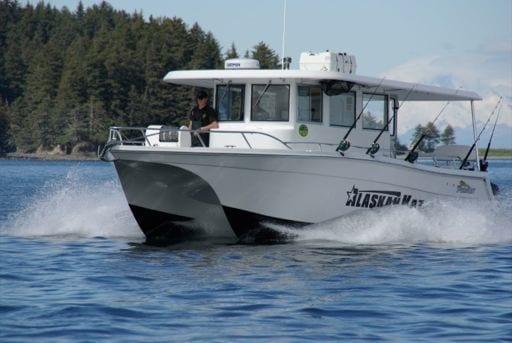 37' Alaskan Kat - F/V Ali-Kat… fishes 4-6 guests
