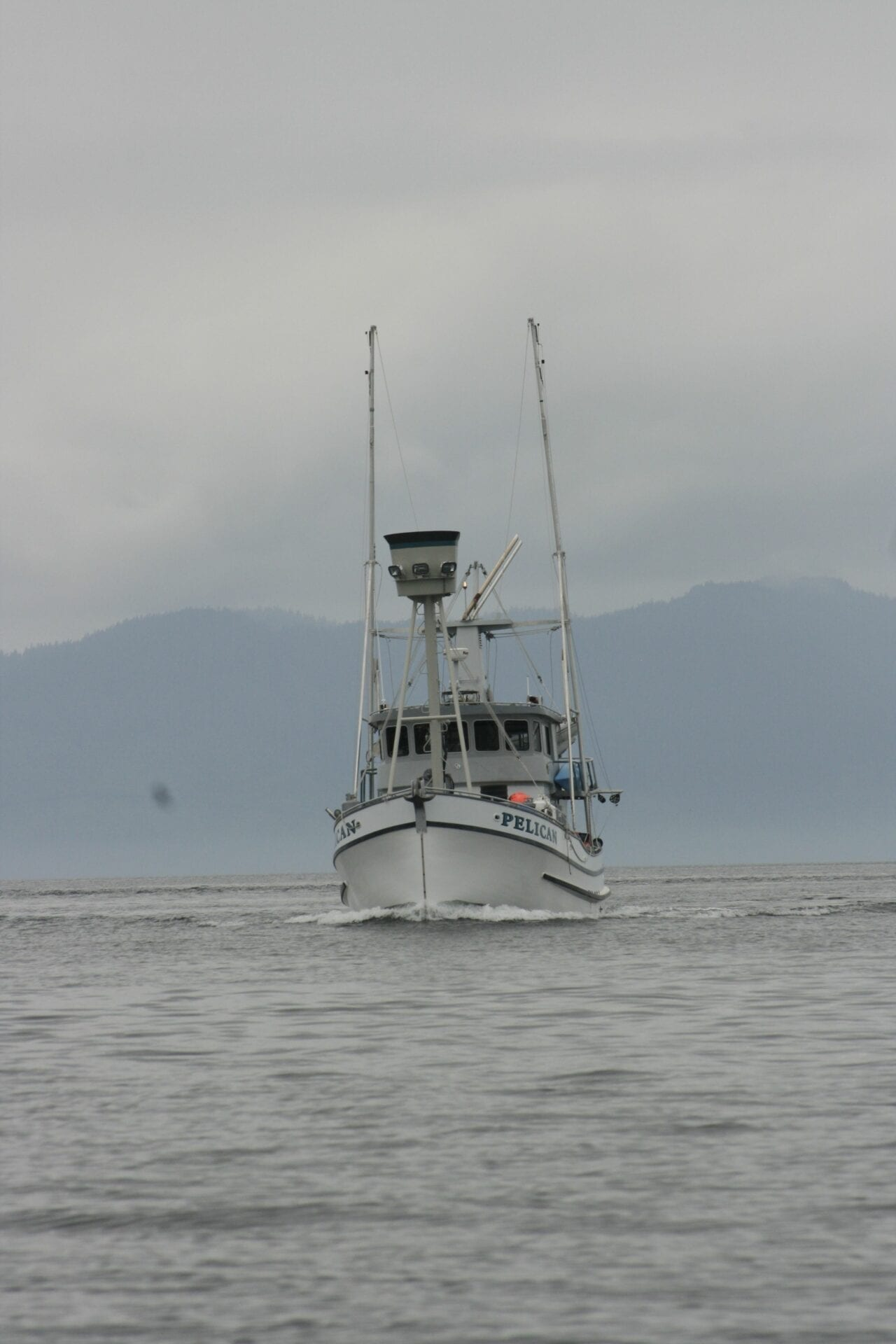 Fishing Vessel Pelican