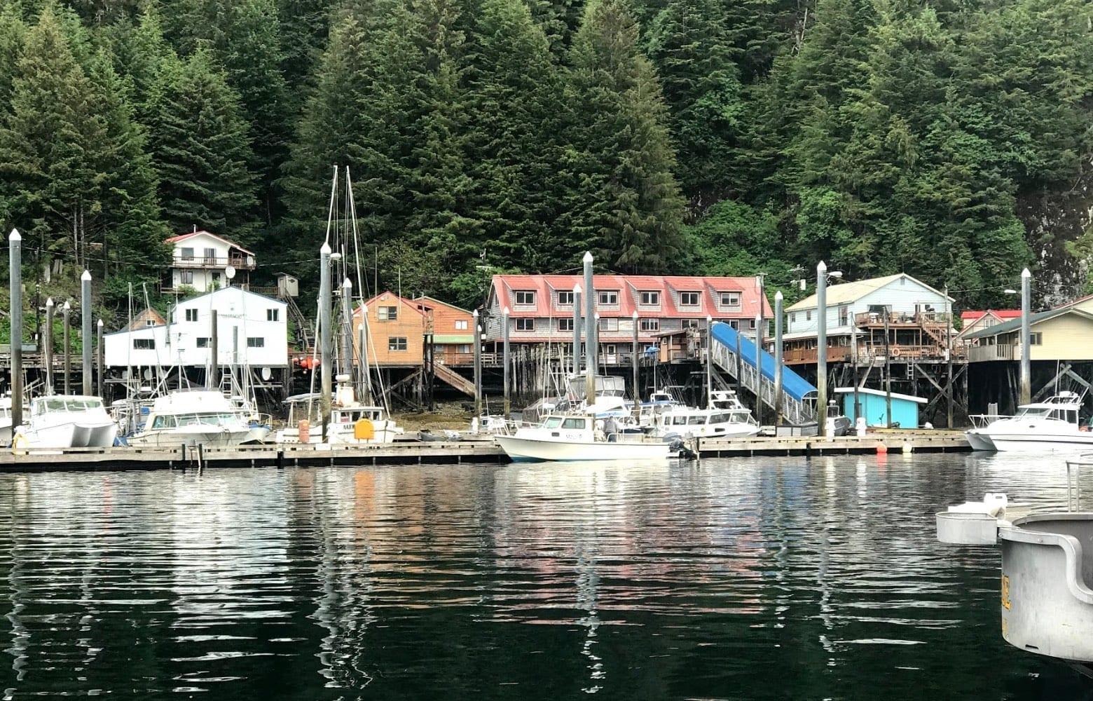 Lodge and Harbor